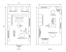 clothing store floor plan layout store planogram pinteres