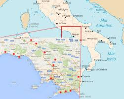 Campania Italy Map by Culinary Trips In Naples U0026 Region Cucina Vanina A Casa