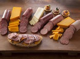 meat and cheese gift baskets sausage gift baskets