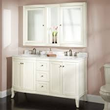 White Bathroom Vanity Mirror 60 Palmetto White Vanity Set Bathroom