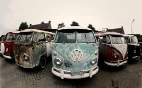 van volkswagen hippie hippie van superradnow