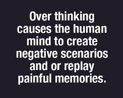 Comfortable With Uncertainty How To Train Your Brain To Stop Overthinking Our Better Health