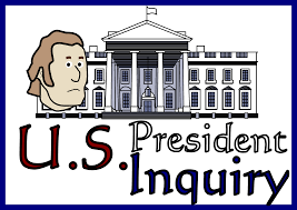 us president inquiry 6th 12th grade math project with real
