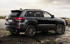 jeep grand cherokee 2016 jeep grand cherokee 75th anniversary 2016 eu wallpapers and hd