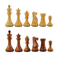 st petersburg wood chess pieces wholesale chess