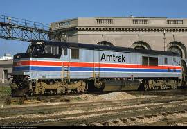 Amtrak Interactive Map by Railpictures Net Photo 724 Amtrak Ge P30ch At Joliet Illinois By