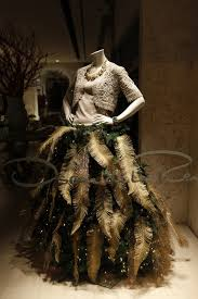 south shore decorating blog dress form mannequin christmas trees