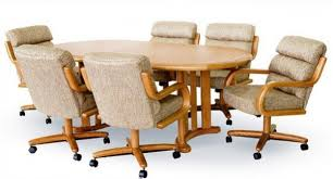 chromcraft table and chairs chromcraft table and chairs 7 piece set cd817m oval medium oak
