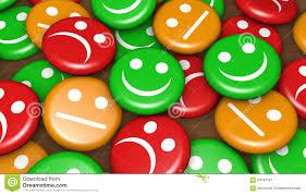 customer service feedback happy rating stock illustration image