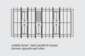 attic truss layout best attic room ideas 2017 48x28 garage with attic and six dormers