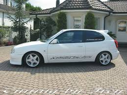 modified toyota corolla 1998 1998 toyota corolla e11 u2013 pictures information and specs auto
