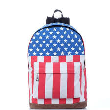 Flag Backpack Buy American Flag Bag And Get Free Shipping On Aliexpress Com