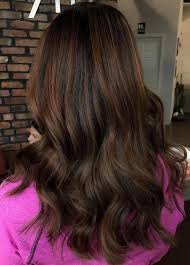 mahoganey hair with highlights 30 chic highlight ideas for your brown hair