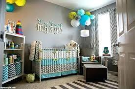 décoration chambre garçon bébé deco chambre bebe gris deco chambre bebe garcon gris et jaune deco