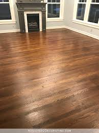 Refinishing Laminate Wood Floors The Hardwood Floor Refinishing Adventure Continues U2013 Tip For