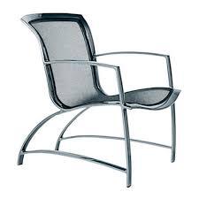 Lounge Chair Dimensions Ergonomics Brown Jordan