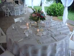 Rose Petal Table Cloth Diana Brian 07 04 09 One Fine Day Wedding Consultation Blog