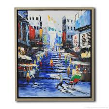 aliexpress com buy decorative art handmade oil painting on