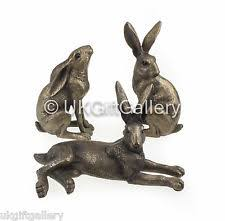 hare sculpture ebay