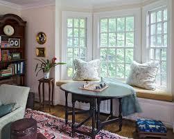 Bay Window Kitchen Table Houzz - Bay window kitchen table