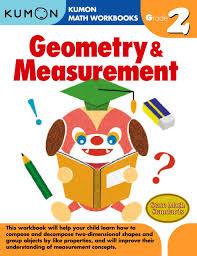 geometry u0026 measurement grade 2 kumon math workbooks kumon