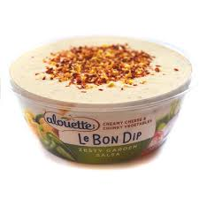 alouette cuisine alouette le bon dip zesty garden salsa product marketplace