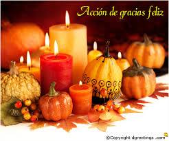 mensajes de acción de gracias día de acción de gracias