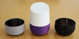google home smart speaker with google assistant review 2017