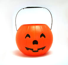 basketball halloween basket o lantern candy bucket
