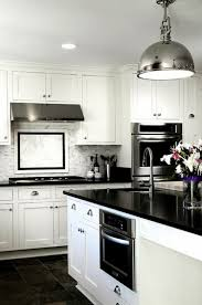 White Contemporary Kitchen Ideas Black And White Kitchen Design Ideas Outofhome