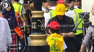 Hezbollah Flag Terrorism In Focus