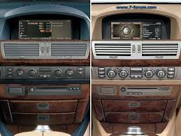 2002 bmw 745li interior difference between 2005 and 2006 7 series bimmerfest bmw forums