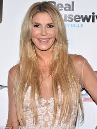 brandi house wives of beverly hills short hair cut brandi glanville reveals her one remaining issue with leann rimes