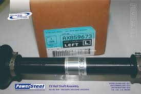 Cv Half Shaft Assembly by Cv Half Shaft Assembly 603511 5085220aa 5085220ab 5085220ad