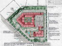 The Parc Condo Floor Plan Senior Housing Planned To Replace Sandy Springs Church Reporter