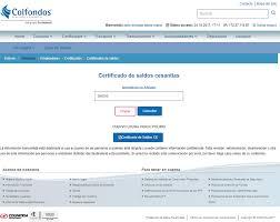 descargar el certificado de pensiones y cesantas ing manual portal empleadores