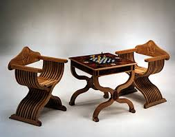 chess table and chairs set chess table and chairs by masterpiece furniture creations
