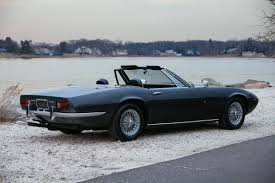 classic maserati convertible 1969 maserati spyder for sale 1928307 hemmings motor news