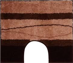 Brown Bathroom Rug by Bathroom Rugs Lavia Brown 60x90 Cm Grund