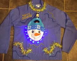 diy handmade ugly christmas sweater ideas crafty morning