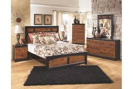 Black And Brown Bedroom Furniture by Aimwell Chest Of Drawers Ashley Furniture Homestore