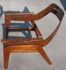 mid century modern jerry johnson sling chair collectors weekly