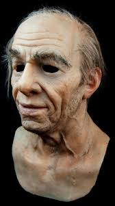 the 25 best old man mask ideas on pinterest old man costume