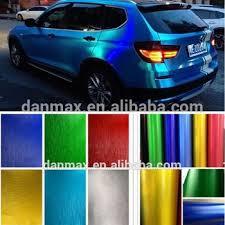 selling width 20meter car brushed chrome pearl metallic paint