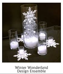 Christmas Wedding Centerpieces Ideas by Snowflake Centerpiece Ideas Black Blue Silver White Centerpiece