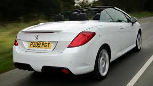 peugeot cabriolet 308 road test peugeot 308 1 6 thp se 2dr 2009 2010 top gear