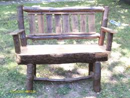Rustic Outdoor Furniture by Chairs Made Out Of Branches Handmade Rustic U0026 Log Furniture Oak