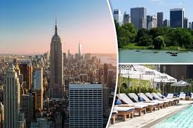 Top 10 Rooftop Bars New York Top 10 Things To Do In New York City From Bottomless Brunches To