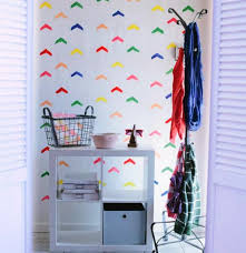 Wallpaper Blog Interior Design Make Your Own Wallpaper With Colorful Homemade Wallpaper
