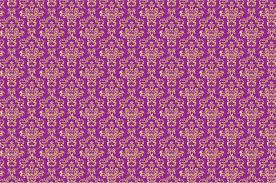 Purple Damask Wallpaper by Damask Background Gold Purple Free Stock Photo Public Domain